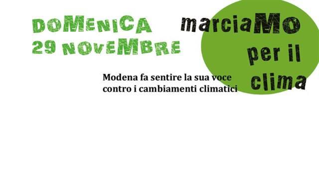 29 marcia per il clima....