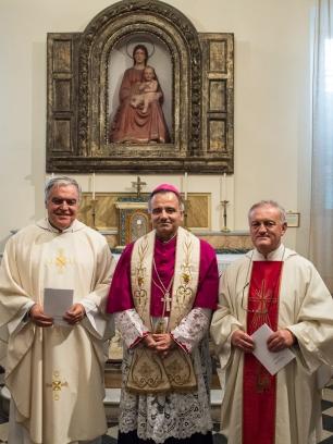 Arcivescovo, Vicario G. Parroco