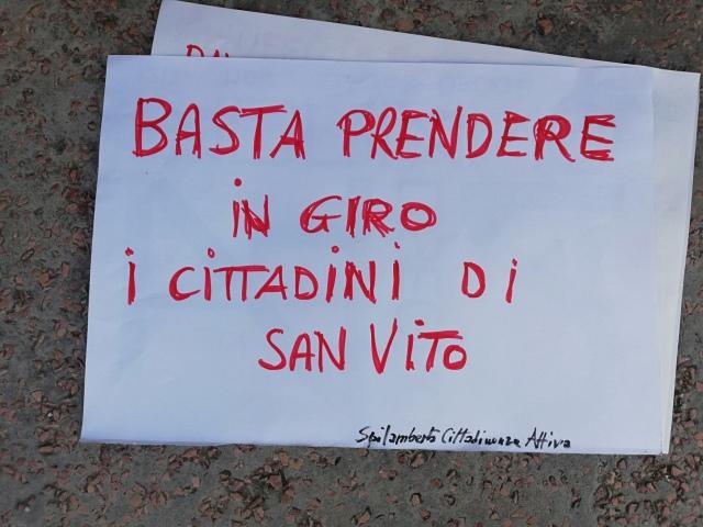 San Vito cartelli sei