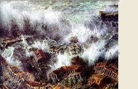 tsunami due