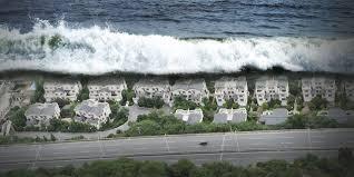 tsunami tre