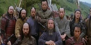 samurai cinque