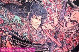 samurai vedi due