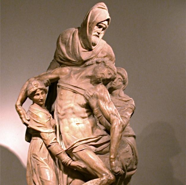 Pieta-Bandini-Michelangelo-Buonarroti-analisi