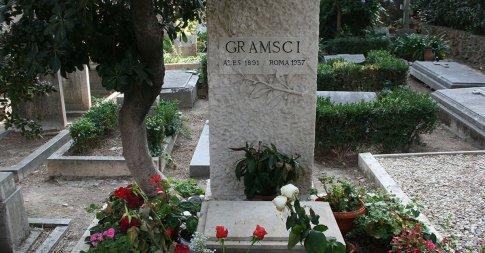 Tomba-di-Gramsci-cimitero-acattolico